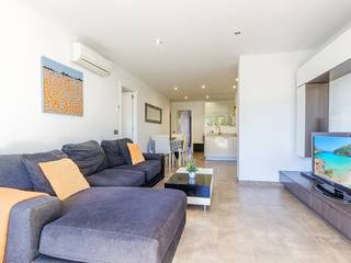 Garden apartment with rental license a stroll away from the town centre in Puerto Pollensa