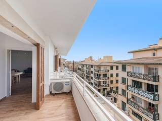Centrally located apartment with lift, minutes from the beach in Puerto Pollensa