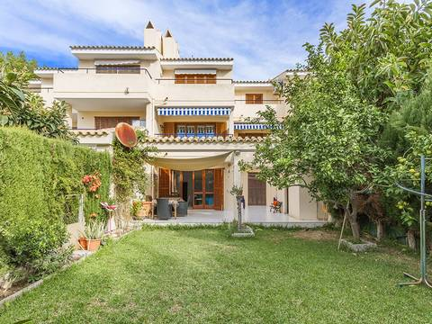 PTP11739 Charming garden apartment with community pool in a peaceful area of Gotmar, Puerto Pollensa