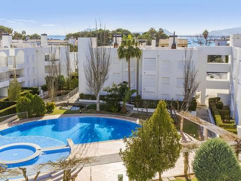 PTP11751 Three bed apartment within walking distance to the beach in Puerto Pollensa