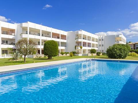 PTP11781 Garden apartment within walking distance to the beaches of Puerto Pollensa
