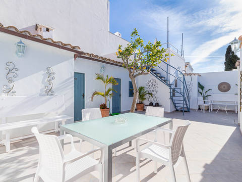 PTP20368 Attractive home with wonderful views near the beach in Puerto Pollensa