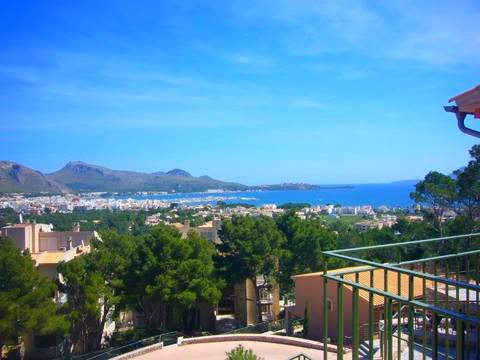 PTP2721PTP4RENT Villa for sale in Puerto Pollensa at affordable price