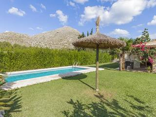 Attractive house with rental license on the immediate outskirts of Puerto Pollensa