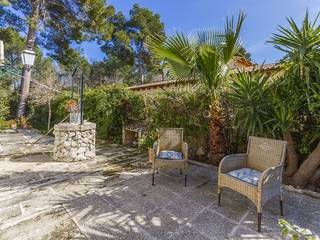 Mallorcan style villa just a short distance from the beach in Puerto Pollensa