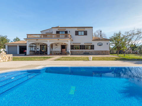 PTP40598 Perfect family villa, walking distance from the beach in Puerto Pollensa