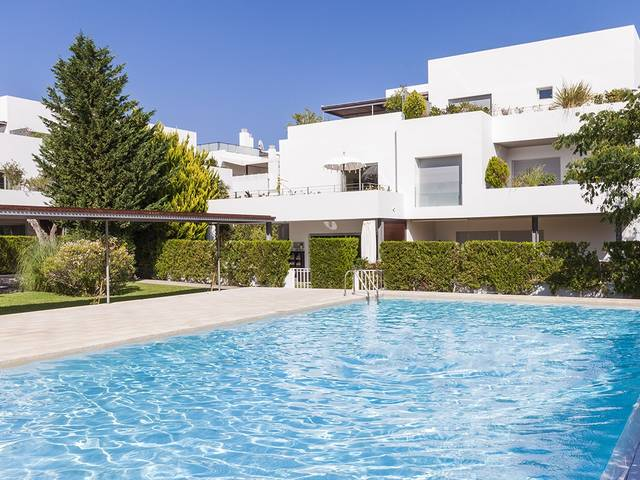 Outstanding semi-detached villa in an exclusive residential complex in Puerto Pollensa