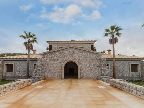 PTP5921POL5 Country villa not far from the beach and amenities in Puerto Pollensa