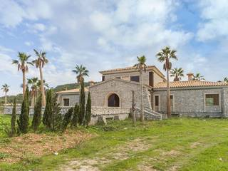 Country villa not far from the beach and amenities in Puerto Pollensa