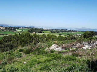 Country plot with mountain views just a few kilometers from Santa Margalida