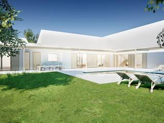 Country building plot with permission for a villa with pool in Santa Margalida