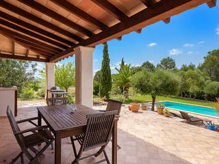 Country home with holiday rental license in the peaceful surroundings of Maria de la Salud