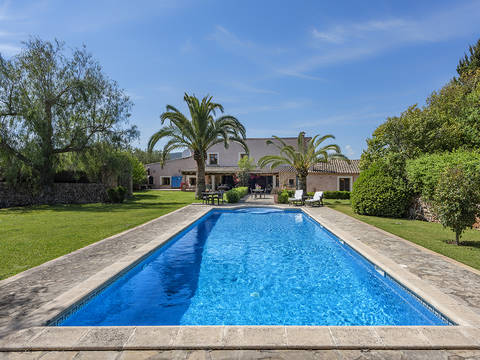 SAM5544EUG Superb and modern country home for sale with private pool