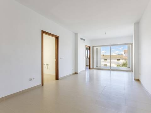 SAP11713B New modern apartment with terrace and bright interiors in the town of Sa Pobla