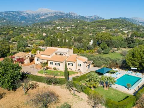 SEL52659 Incredible finca with private pool and extensive gardens in Selva