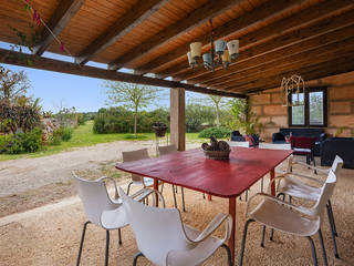 Gorgeous country home with pool and lots of privacy in Sencelles