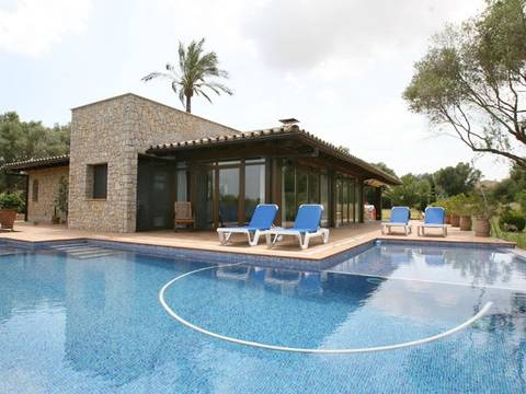SEN5584 Beautiful Country Home situated in the area of Sencelles, Mallorca