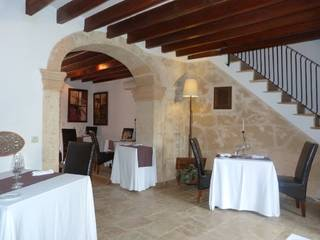 Hotel in typical Mallorcan style for sale located in the heart of the island in the market town Sineu