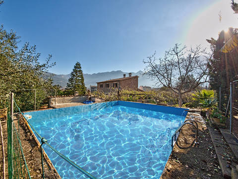 SOL20376SOL4 Fantastic 5 bedroom house with mature garden in Sóller