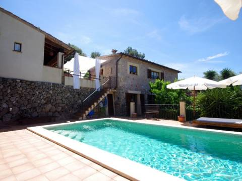 SOL4ABSSO980A Newly built country home in the outskirts of Sóller