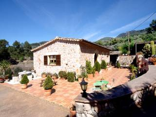 Newly built country home in the outskirts of Sóller