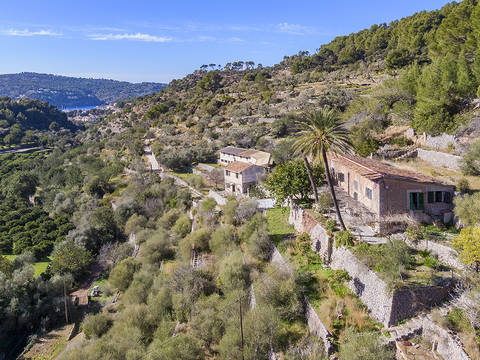 SOL52614 Country estate with incredible views for sale in Puerto Sóller