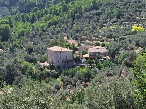 SOL5855 Renovation / Investment Project for sale in the Tramuntana Mountains above Soller