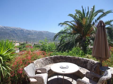 SOL5ABSSO1028A Romantic and very cosy Country House in Sóller - simply a Paradise