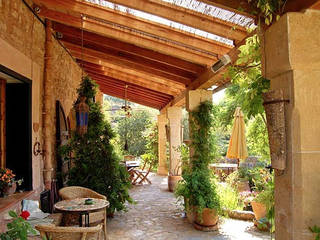 Romantic and very cosy Country House in Sóller - simply a Paradise