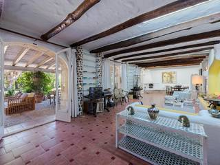 Grand Mallorcan country house with landscaped gardens and pool near Son Servera