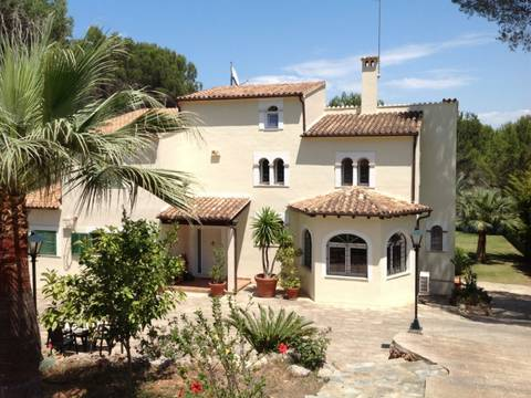 SOV4ABPA908B VILLA IN SON QUINT-NEXT TO THE GOLF COURSE