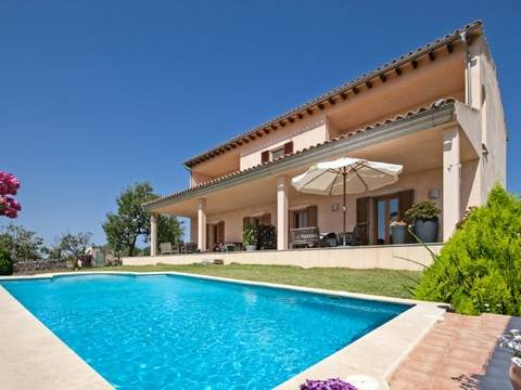 STM5918 Superb country house for sale with 2 separate livings areas in Santa Margalida