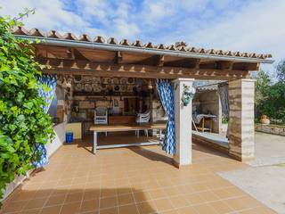 Rustic property with two independent villas and beautiful outside space in Santa Margalida