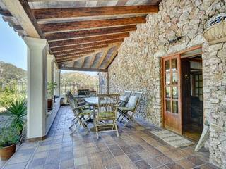 Fantastic country home for sale in Andratx with spectacular views