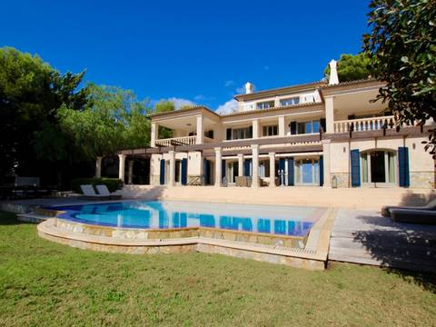 SWOBEN40041 Impressive 7 bedroom luxury villa, close to the sea in Old Bendinat, Calviá