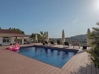 Exclusive villa, with fantastic views over the royal golf course of Bendinat