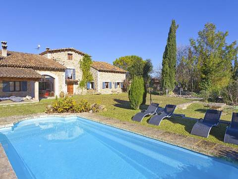 SWOBINI5027CEN Villa for sale in Binissalem, Mallorcan finca with total privacy and a lot of land!