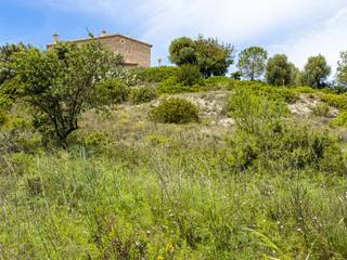 Wonderful building plot in the village of Calvià