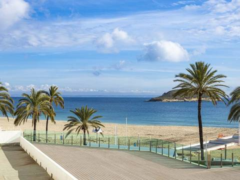 SWOCAL10241 Excellent 1 bedroom apartment with access to the beach in Magaluf
