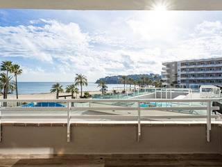 Excellent 1 bedroom apartment with access to the beach in Magaluf
