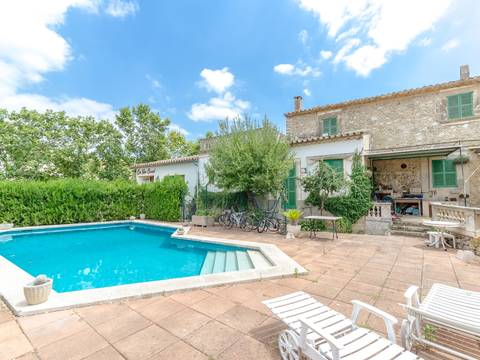 SWOCAL6023 Charming house in the heart of Calvia