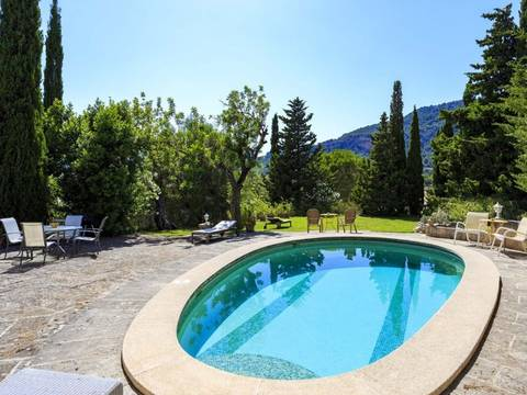 SWOCAP4997 Idyllic property with magnificent views to the mountain in Es Capdella