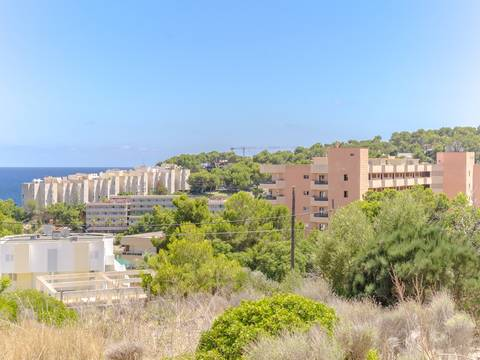 SWOCAV0125 Plot with sea view for sale in Cala Vinyes