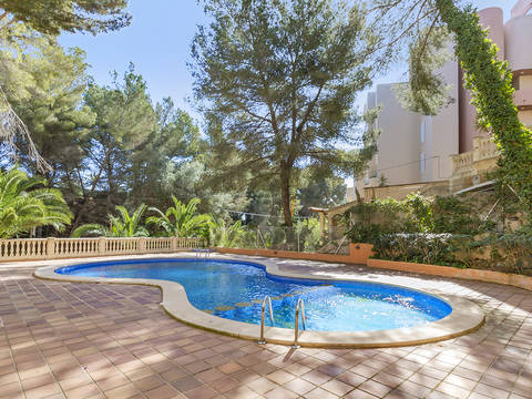 SWOCAV10271 Attractive apartment with community pool and gardens in Cala Vinyes