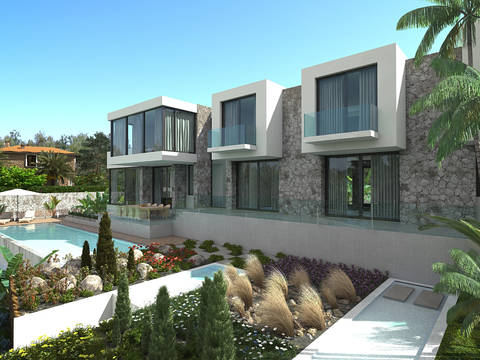 SWOCAV40099 Stunning contemporary project for a 4 bedroom villa in Cala Vinyes