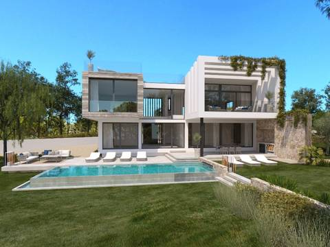 SWOCAV4757 A unique and exclusive project in Cala Vinyes