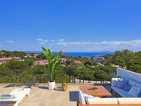 SWOCAV4899 Stylish properties with sea views in a luxury community in Cala Vinyes