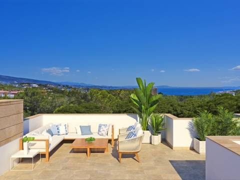 SWOCAV4900 Stylish properties with sea views in a luxury community in Cala Vinyes