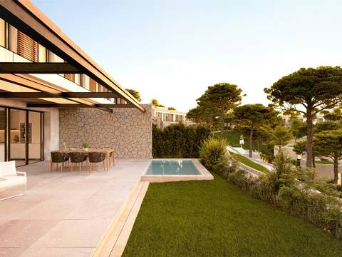 SWOCAV4900BPO Stylish properties with sea views in a luxury community in Cala Vinyes