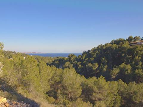 SWOCDB0195 Residential plot with building license in Costa d´en Blanes